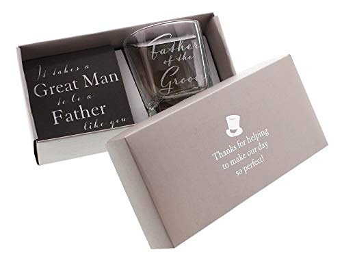 Top 9 Father of the Groom Gifts – Mixed Drinkware Sets