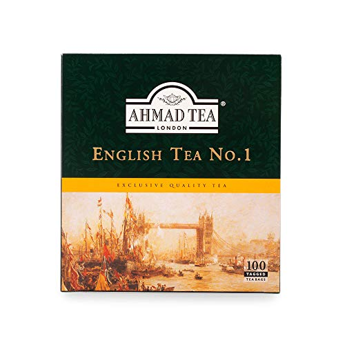 Top 10 Ahmad Black Tea – Black Tea