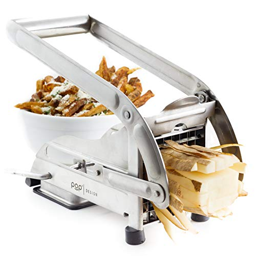 Top 10 French Fry Potato Cutter – Mandolines & Slicers
