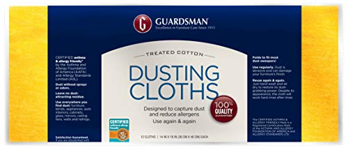 Top 8 Treated Dust Cloths – Kitchen & Dining Features