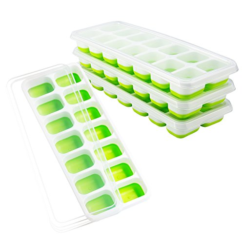Top 10 Ice Tray with Lid – Ice Cube Molds & Trays