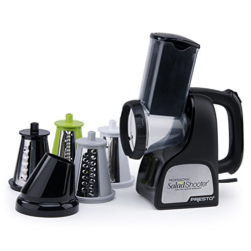 Top 8 Presto Salad Shooter – Electric Knives & Slicers