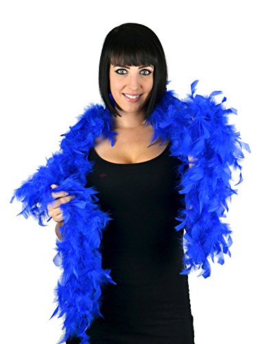 Top 6 Blue Feather Boa – Home & Kitchen Features