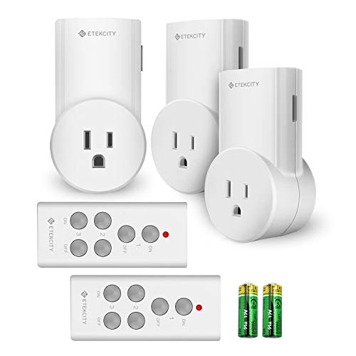 Top 10 Remote Controlled Outlet – Electrical Outlet Switches