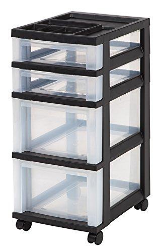Top 9 4 Drawer Storage Cart – Storage Drawer Units