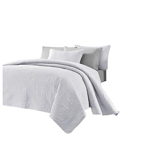 Top 10 King Coverlet Sets – Bedspread & Coverlet Sets