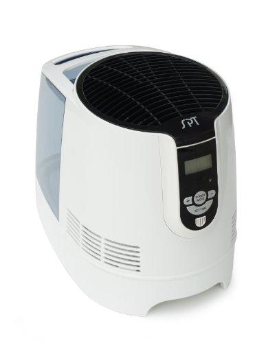 Top 10 SPT SU-9210 Digital Evaporative Humidifier – Humidifiers