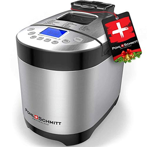 Top 10 Pohl Schmitt Stainless Steel Bread Machine – Bread Machines
