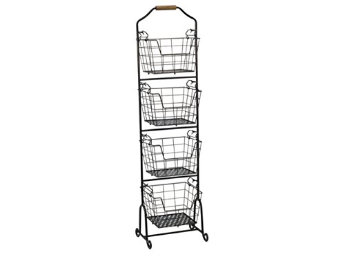 Top 10 Market Basket Stand – Kitchen Storage Accessories