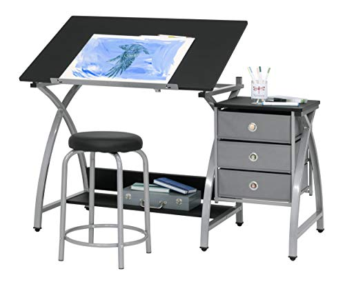 Top 10 Hobby Table with Storage – Home & Kitchen Features