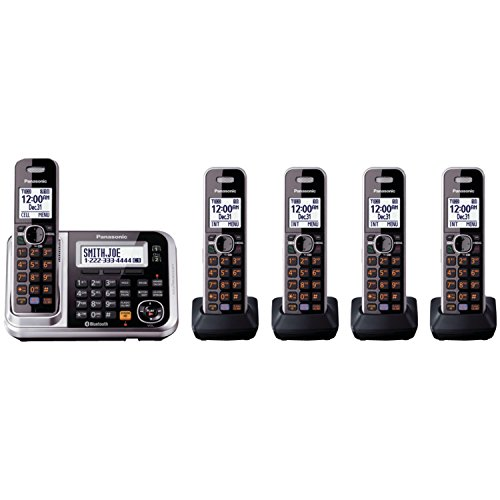 Top 10 Landline Cordless Phone – Electronics Features