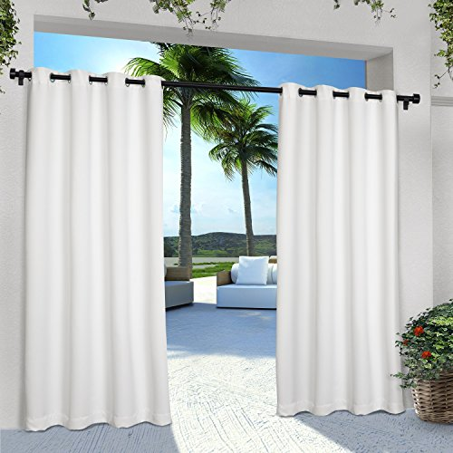 Top 10 White Outdoor Curtains – Window Curtain Panels