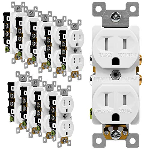 Top 10 Duplex Receptacle Outlet – Standard Electrical Outlets
