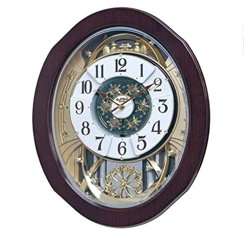 Top 9 Rythm Musical Clocks – Wall Clocks