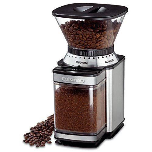 Top 9 DBM-8 Supreme Grind Automatic Burr Mill – Burr Coffee Grinders