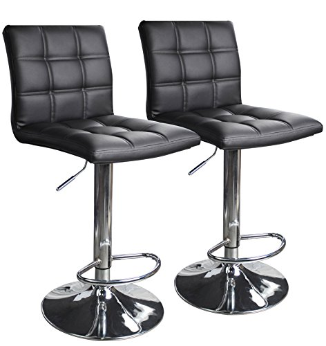 Top 10 Black Adjustable Bar Stool – Barstools