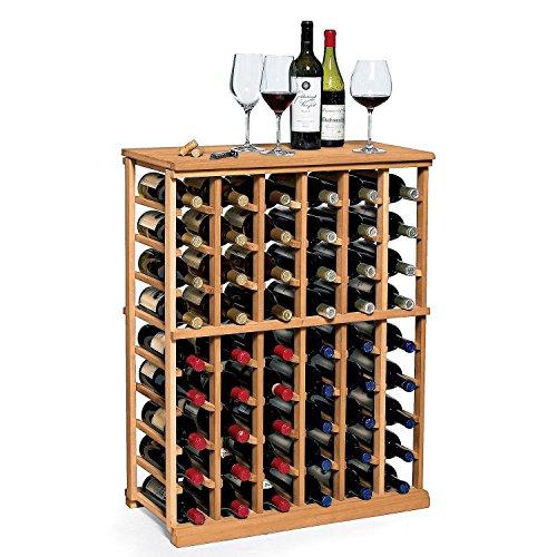 Top 1 N'FINITY Wine Rack Kit – Freestanding Wine Racks & Cabinets