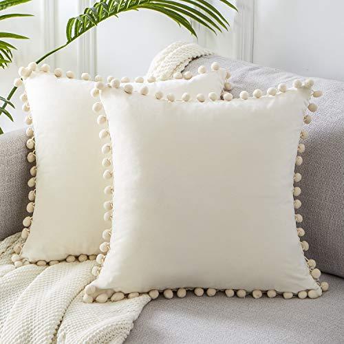 Top 10 Cream Throw Pillows – Throw Pillow Covers