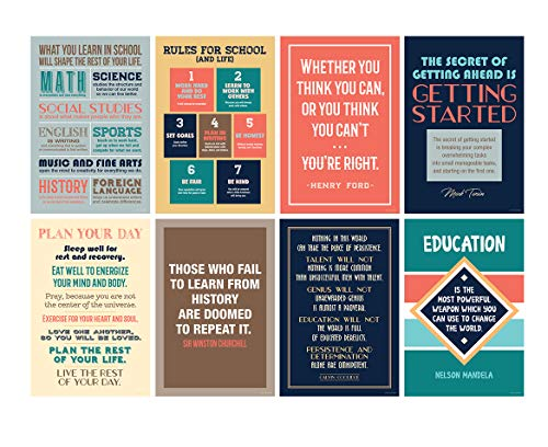 Top 10 Classroom Posters High School – Posters & Prints