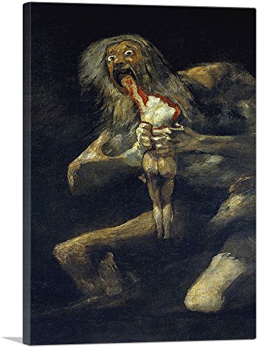 Top 9 Saturn Devouring his Son – Posters & Prints