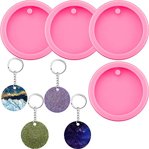 Top 9 Keychain Silicone Molds – Candy & Chocolate Molds