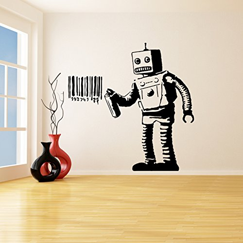 Top 10 Banksy Wall Decal – Wall Stickers & Murals