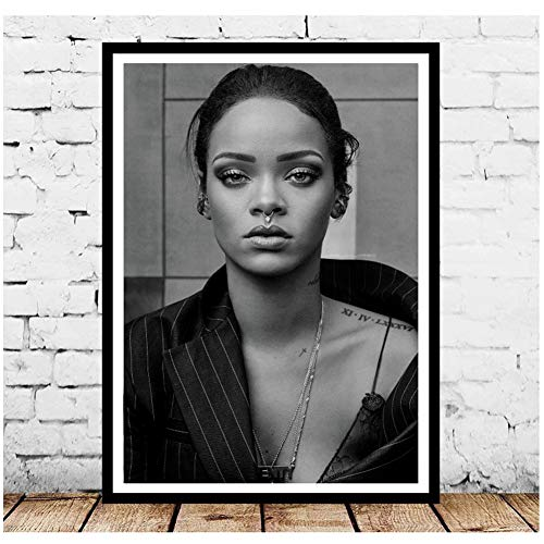 Top 9 Rihanna Canvas Wall Art – Posters & Prints
