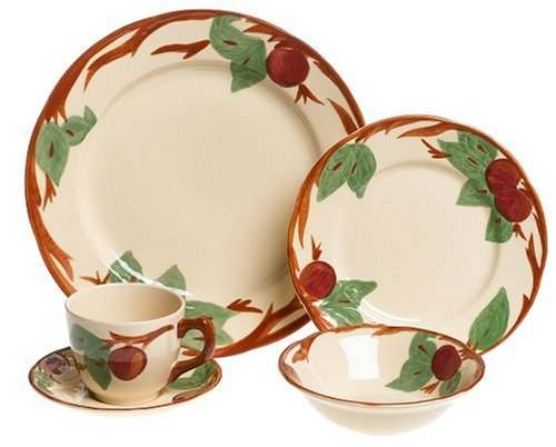 Top 3 Franciscan Apple Dinnerware – Cereal Bowls
