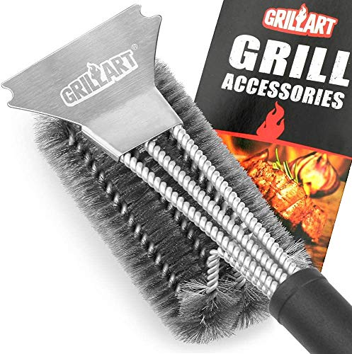 Top 10 Gas Grill Cleaning – Grilling & BBQ Utensils