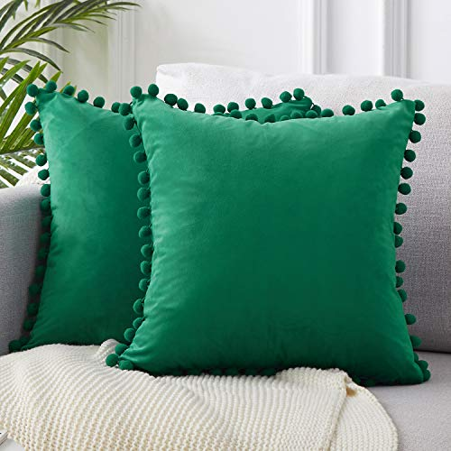 Top 9 Kelly Green Pillows – Throw Pillow Covers