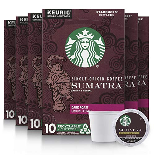 Top 9 Starbucks Coffee pods – Single-Serve Coffee Capsules & Pods