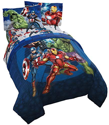 Top 8 Marvel Bedding Twin – Kids' Comforter Sets