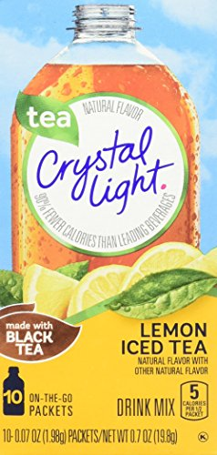 Top 6 Crystal Light Iced Tea – Bottled Iced Tea