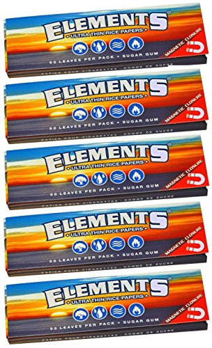 Top 5 Elements Rolling Papers – Home & Kitchen
