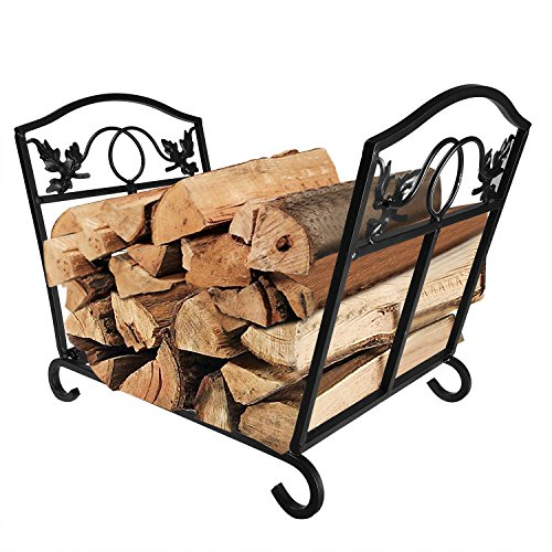 Top 10 Indoor Log Holder – Fireplace Log Carriers & Holders