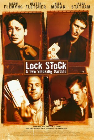 Top 6 Lock, STOCK and TWO SMOKING BARRELS – Posters & Prints
