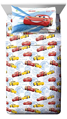 Top 9 DISNEY Cars Twin Bedding Set – Kids' Sheet & Pillowcase Sets