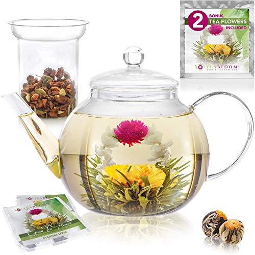 Top 10 Flowering Tea Gift Set – Teapots