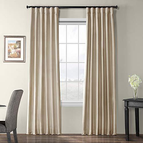Top 10 Taffeta Curtain Panel – Window Curtain Panels