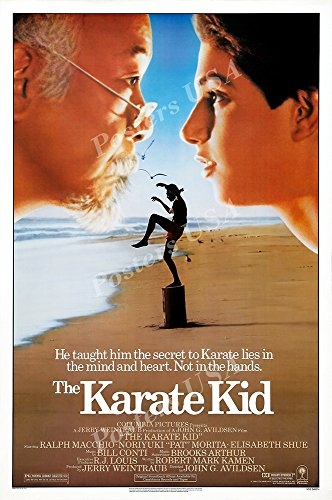 Top 9 Karate Kid Movie Poster – Posters & Prints