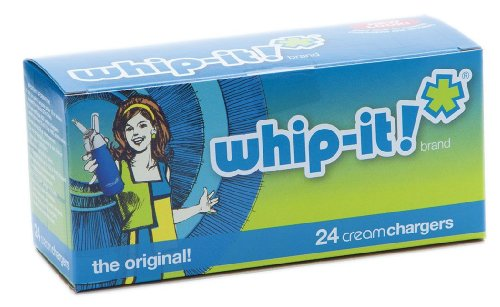 Top 9 Whip It cream chargers – Cream Chargers & Whippers