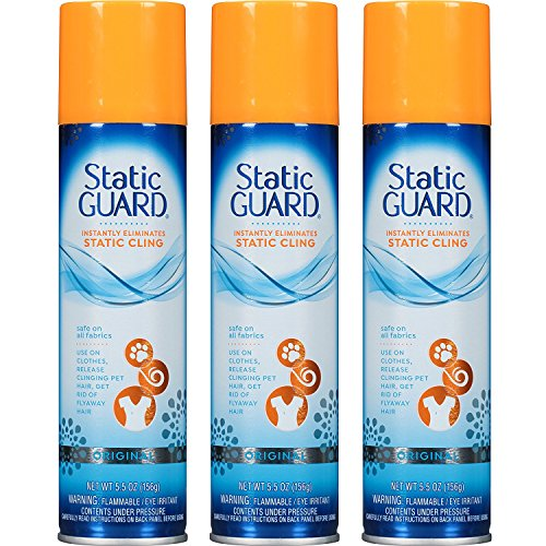 Top 8 Static Spray for Clothes – Kitchen & Dining Features