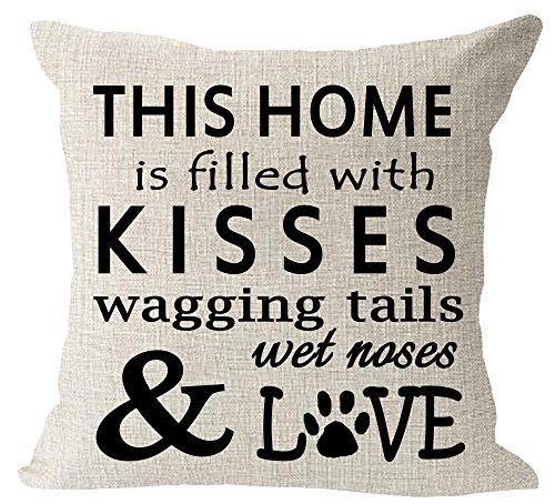 Top 10 Dog Throw Pillow – Throw Pillow Covers