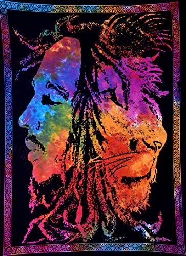 Top 8 Bob Marley Decor – Tapestries