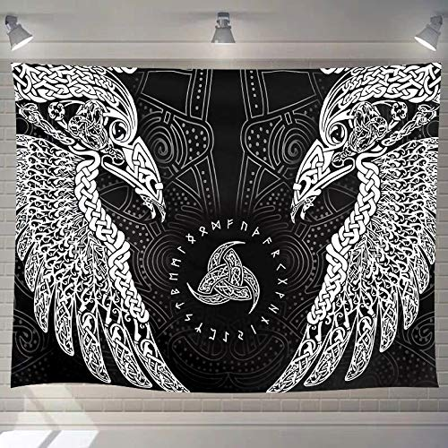 Top 8 Odin Raven Tapestry – Tapestries