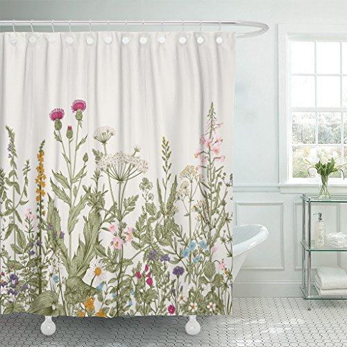 Top 10 Botanical Shower Curtain – Shower Curtain Sets