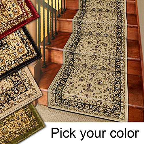 Top 10 Stair Runner by The Foot – Runner Rugs