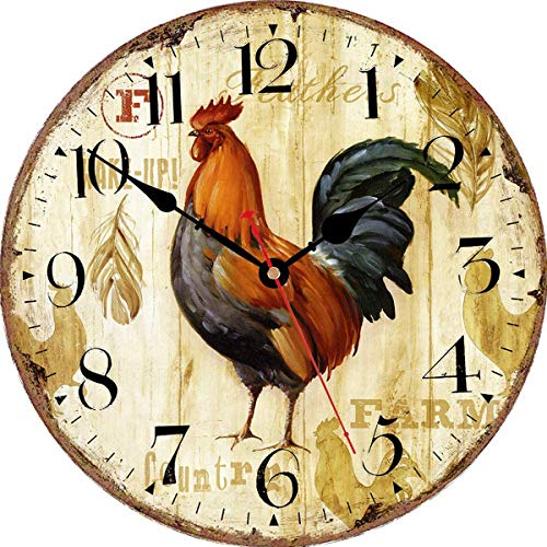 Top 10 Roosters For Kitchen – Wall Clocks