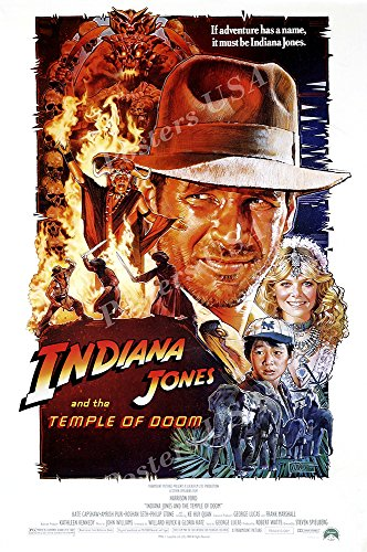 Top 9 Temple Of Doom Poster – Posters & Prints