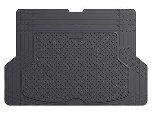 FH Group F16406GRAY Gray All Season Protection Cargo Mat Premium Trim to Fit